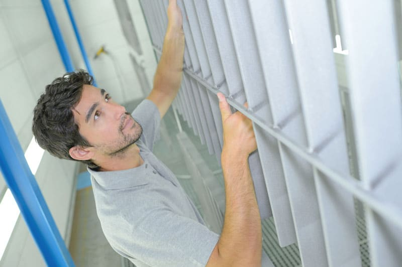 blinds fitting service