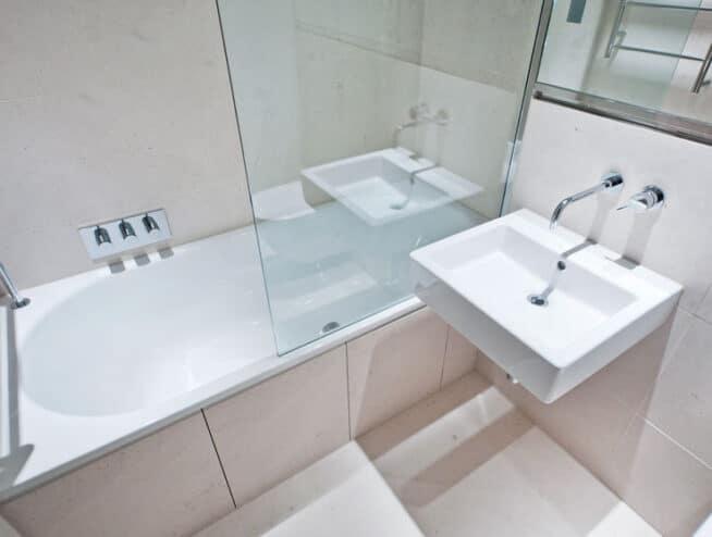 shower screen installation service