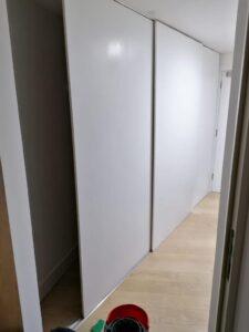 sliding room divider